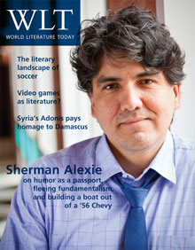 Humor Is My Green Card, A Conversation with Sherman Alexie ...