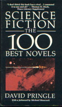Science Fiction: The 100 Best Novels