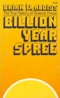 Billion Year Spree