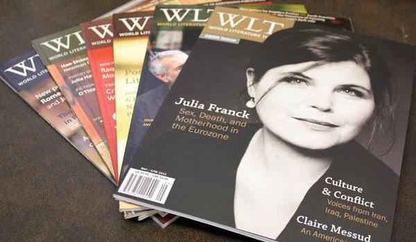 WLT magazines