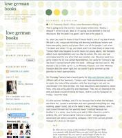 Love German Books
