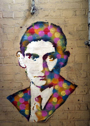 Kafka. Photo by blacque_jacques