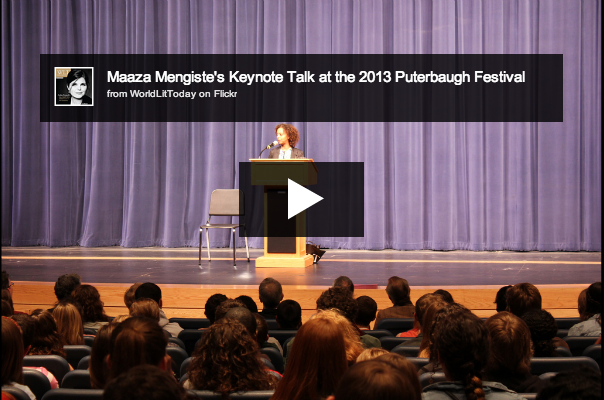 Gallery from Mengiste's Keynote Talk