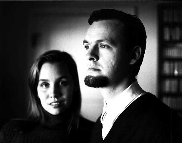 Lara Candland and Christian Asplund