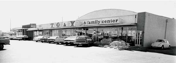 T G & Y Family Center