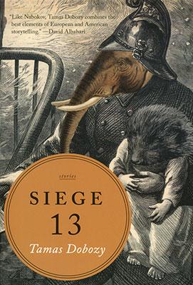 Siege 13 by Tamas Dobozy