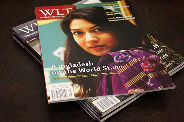The May 2013 issue of WLT