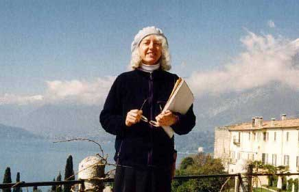 Julia Budenz