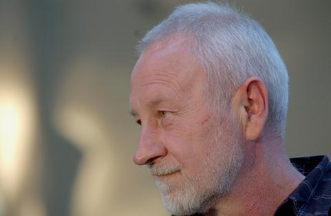 Donaldas Kajokas. Photo by Vladas Braziunas
