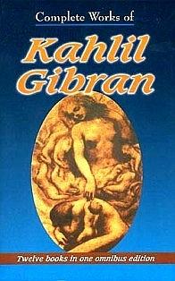 complete works of kahlil gibran pdf