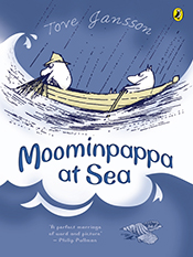 Moominpoppa at Sea