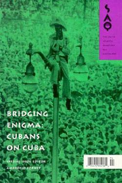 Bridging Enigma: Cubans on Cuba