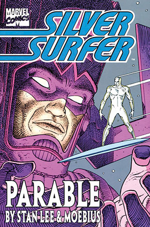Silver  Surfer Phantom