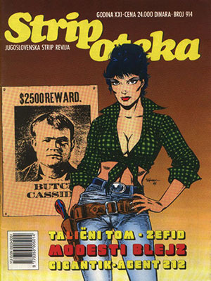 Stripoteka magazine