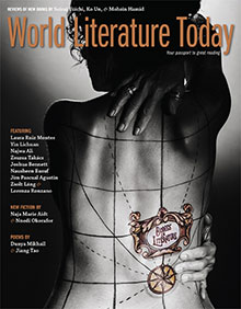 September issue of WLT