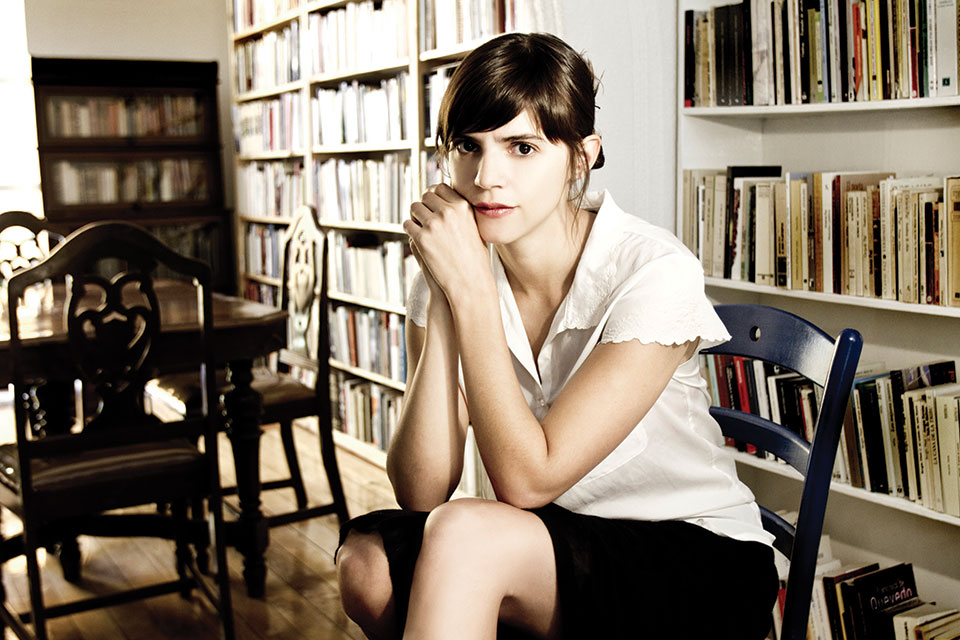 Writing Yourself into the World: A Conversation with Valeria Luiselli ...