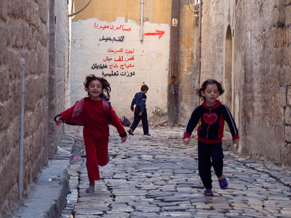 "Evgeni Zotov, ""Different Ways,"" Aleppo, November 14, 2010"