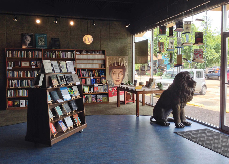 Inside Malvern Books