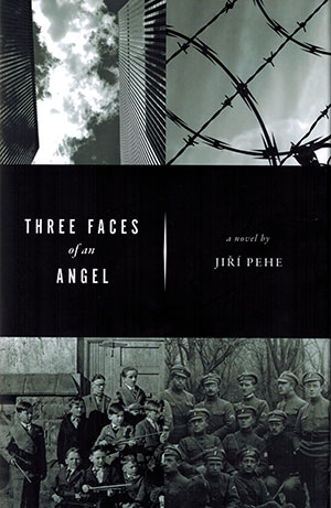 The cover to Three Faces of an Angel by Jiří Pehe