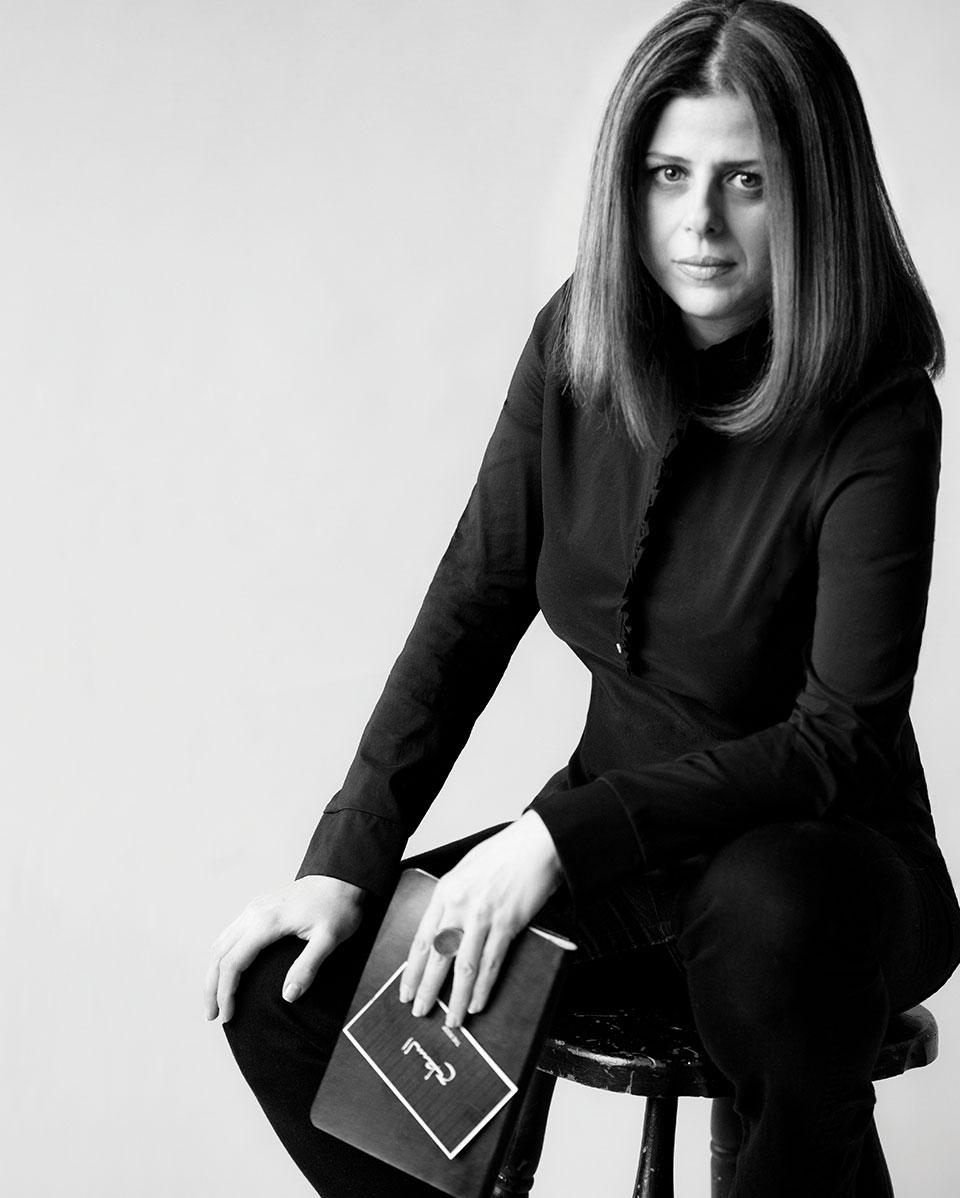 Nathalie Handal. Photo by Rachel Eliza Griffiths.