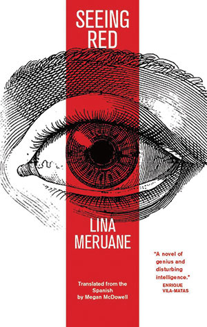 Image result for lina meruane seeing red