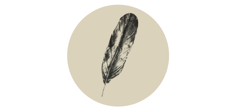 The Neustadt Prize feather