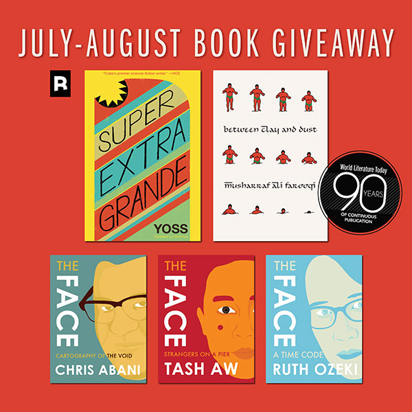 Enter to win a free book!