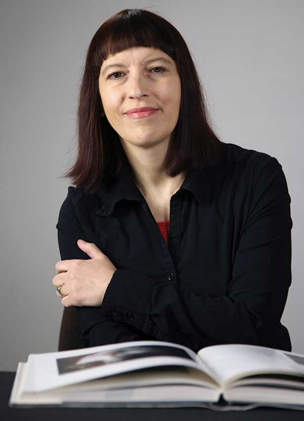 Lidija Dimkovska. Photo by Tihomir Pinter