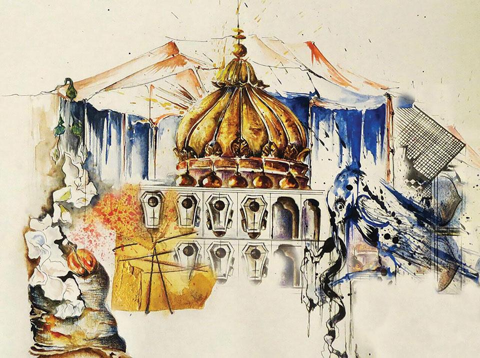 Illustration: Amima Rizwan