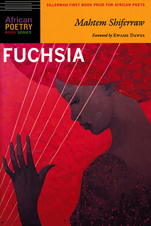 The cover to Fuchsia by Mahtem Shiferraw