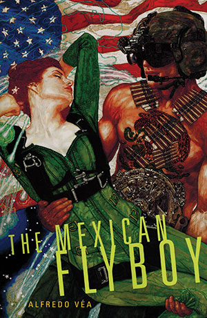 The cover to The Mexican Flyboy by Alfredo Véa