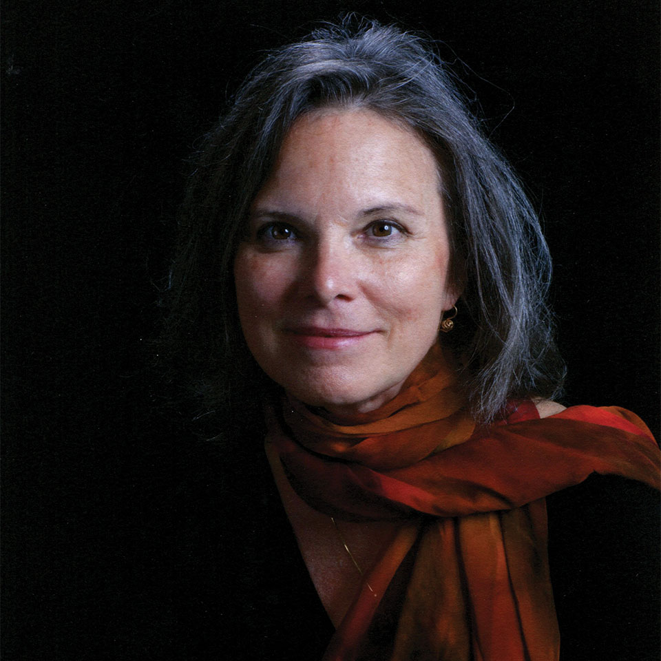 Carolyn Forché. Photo: Don J. Usner