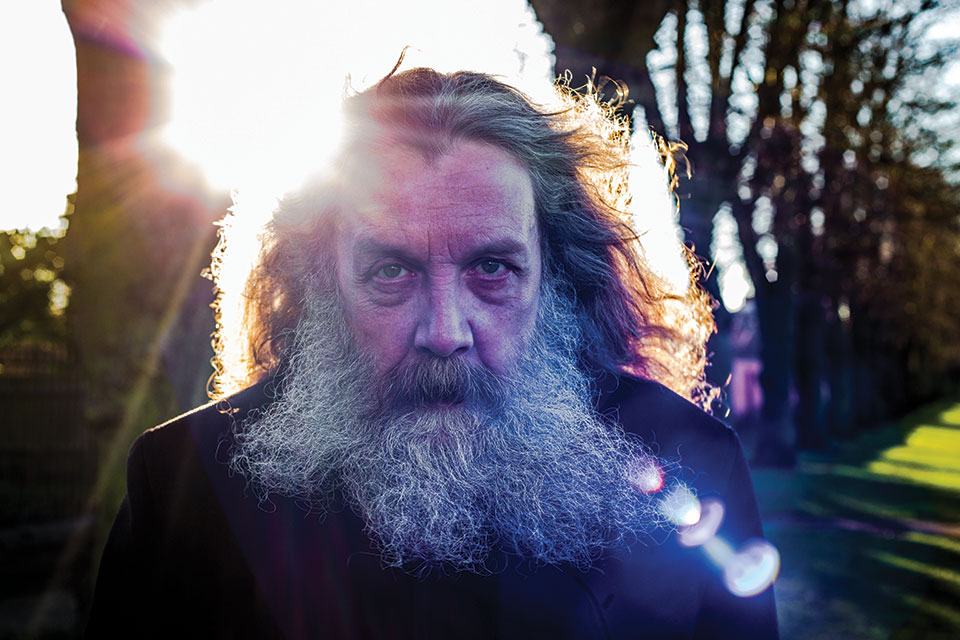 Alan Moore. Photo: Joe Brown