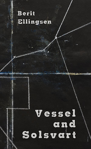 The cover to Vessel and Solsvart by Berit Ellingsen