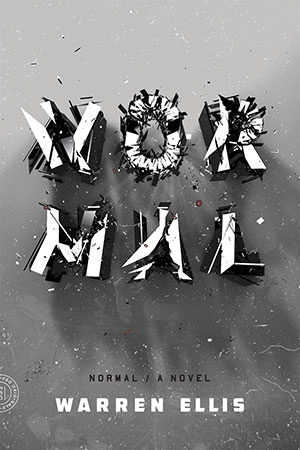 The cover to Normal by Warren Ellis