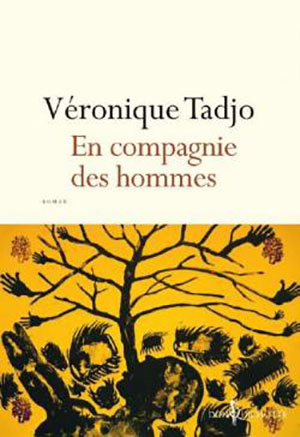 The cover to En compagnie des hommes by Veronique Tadjo