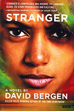 The cover to David Bergen's Stranger