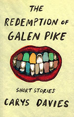 The cover to The Redemption of Galen Pike by Carys Davies