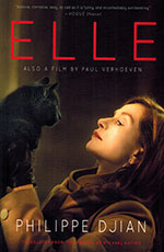 The cover to Elle by Philippe Dijan