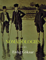 The cover to Nomadologies by Erdağ Göknar