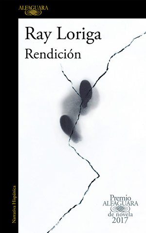 The cover to Rendición by Ray Loriga