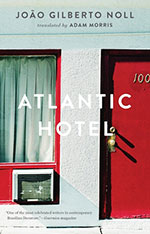 The cover to Atlantic Hotel by João Gilberto Noll