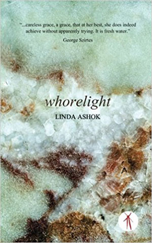 The cover to Whorelight by Linda Ashok