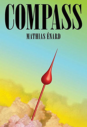 The cover to Mathias Enard's Compass