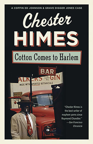 The cover to Cotton Comes to Harlem