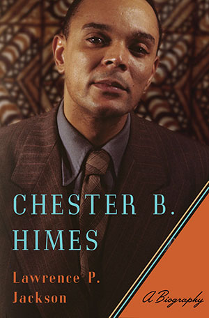 The cover to Jackson's biography of Himes