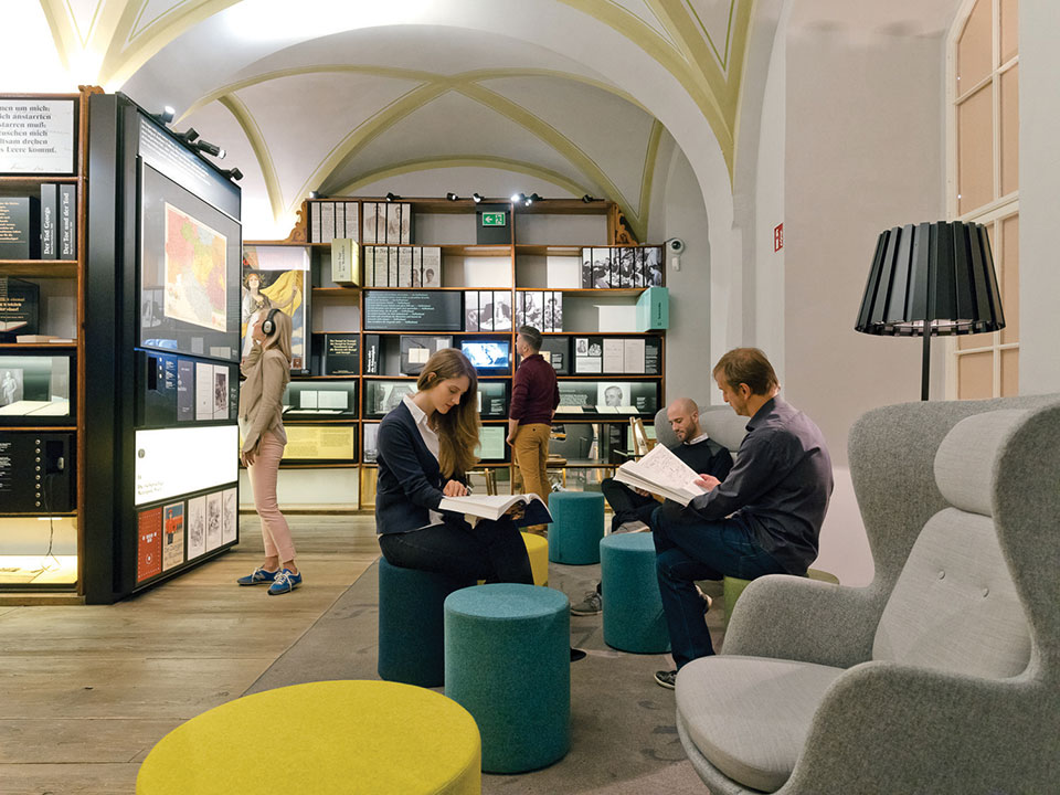 Playtime In Vienna The Austrian Literary Scene Finds Its Sense Of