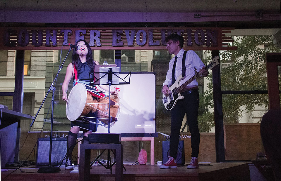 Capturing a Musical Reaction to Literature: A Conversation