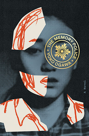 The cover to The Memory Police by Yoko Ogawa
