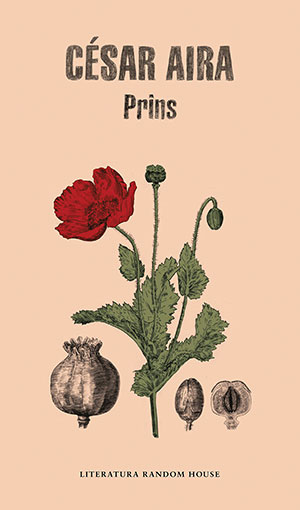 The cover to Prins by César Aira